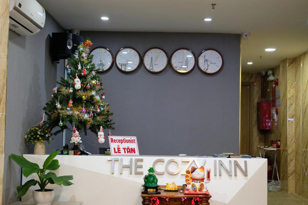 The Cozy Inn Ho Chi Minh City Vietnam Booking Com