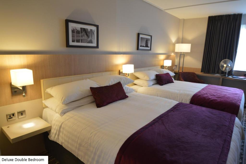 Lancaster Hotel and Spa in Uxbridge, Greater London, England