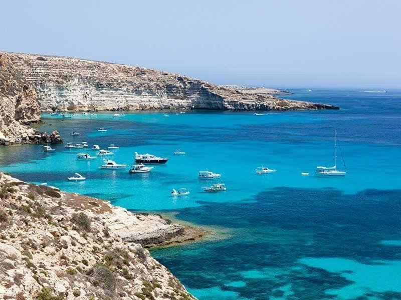 Villa Mariposa Lampedusa Italy Booking Com