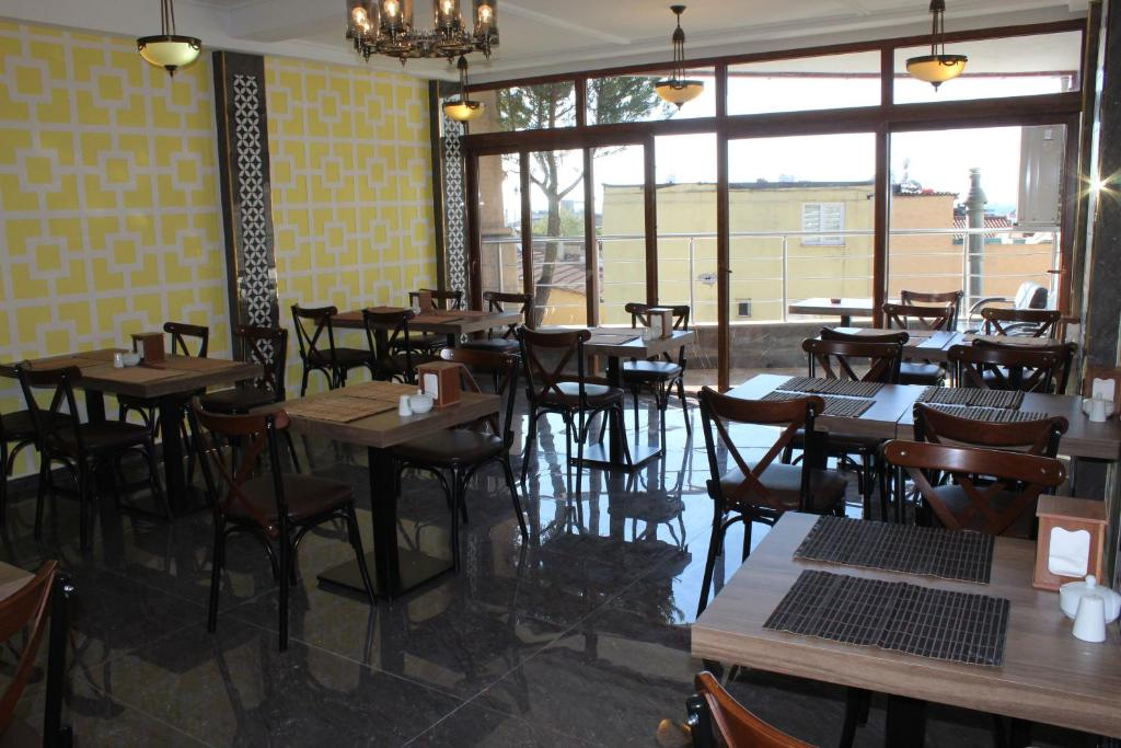Ресторан / где поесть в Art City Hotel Istanbul