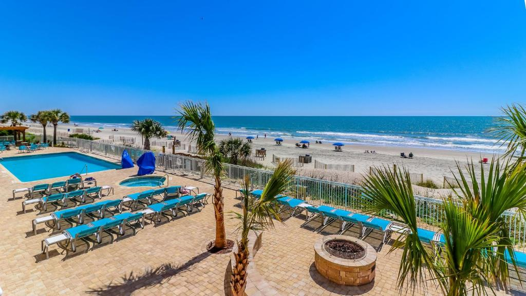Holiday Inn Oceanfront Myrtle Beach
