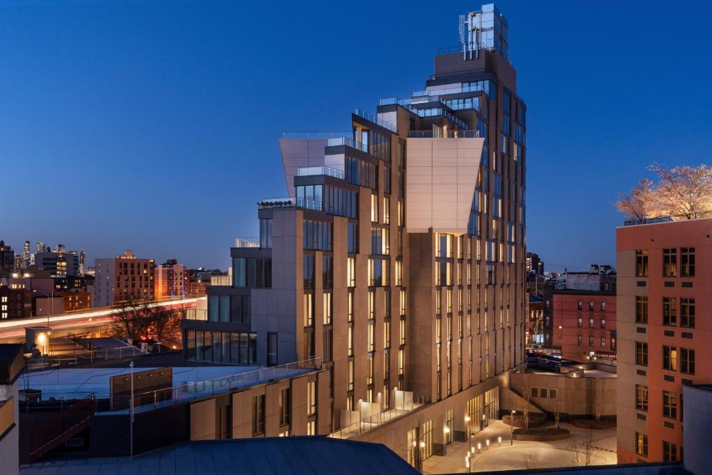 Hotel Indigo Williamsburg Brooklyn Ny Booking Com
