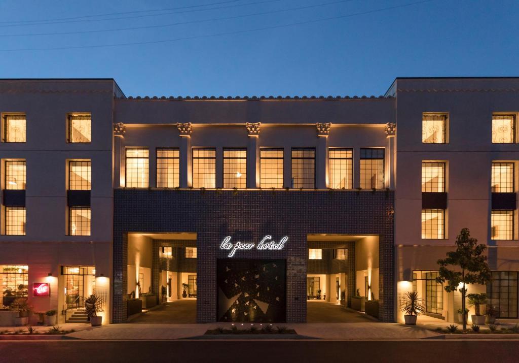 Kimpton La Peer Hotel.