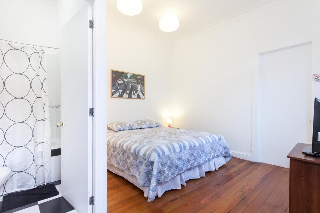 Cama o camas de una habitación en Italia Suite