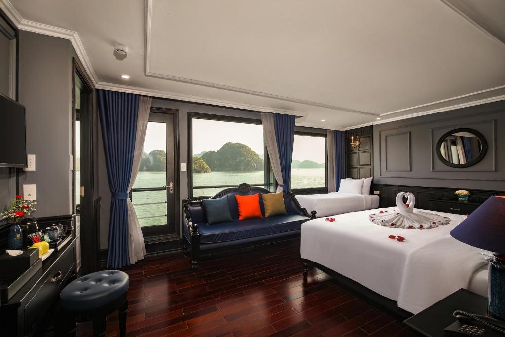 Suite Luxury Có Ban Công Riêng - 3 Ngày 2 Đêm