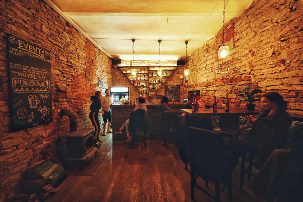 Restoran või mõni muu söögikoht majutusasutuses Lai 22