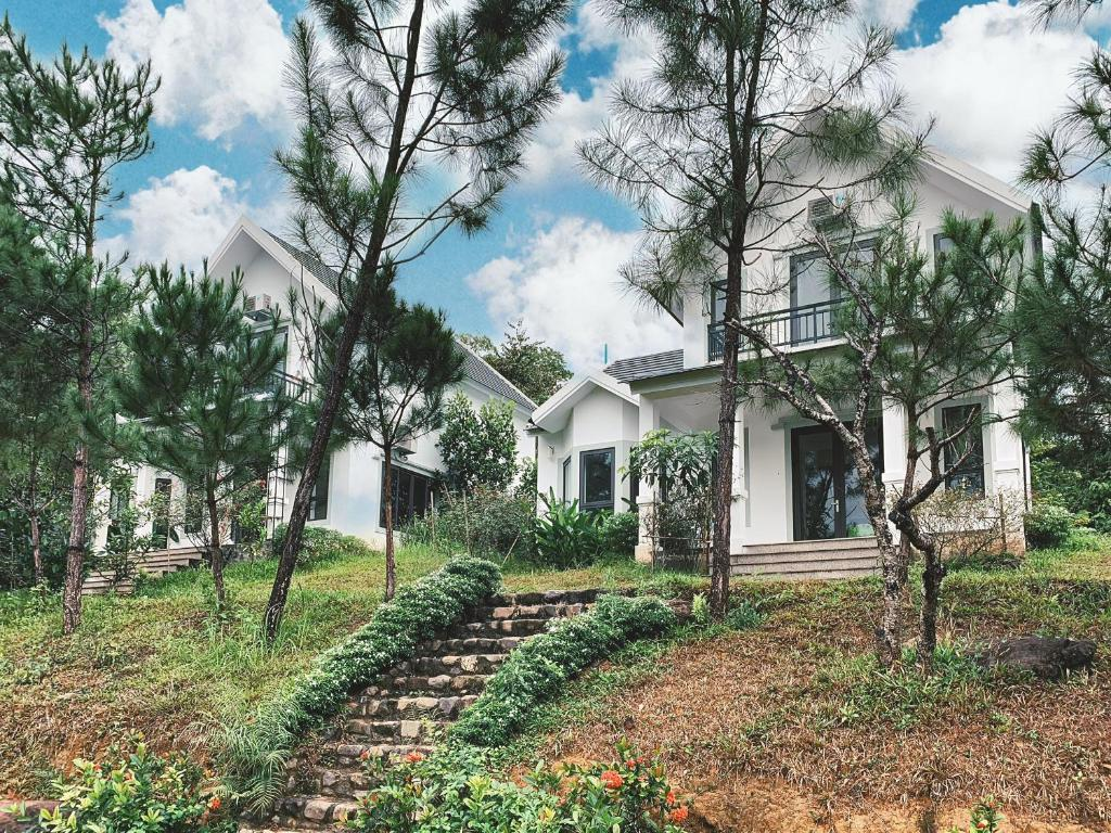 The Art - Farmstay VN - Roses Villa