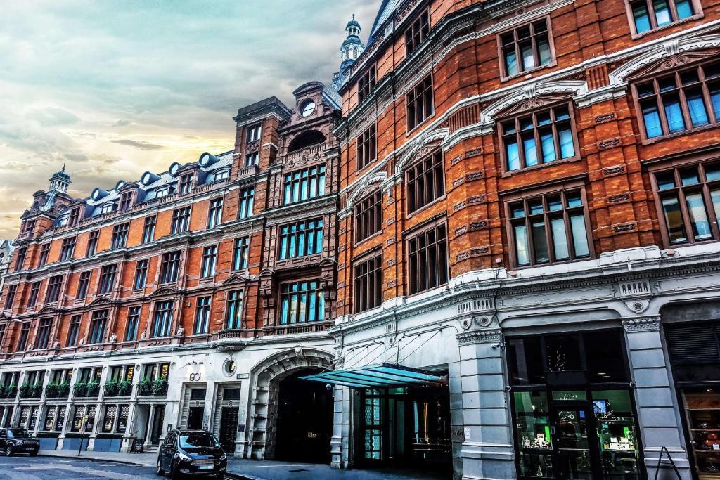 Hotel Andaz London Liverpool Street Uk Bookingcom