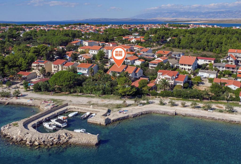 Ferienwohnung Beach Boy Pool Girl Kroatien Vir Booking Com