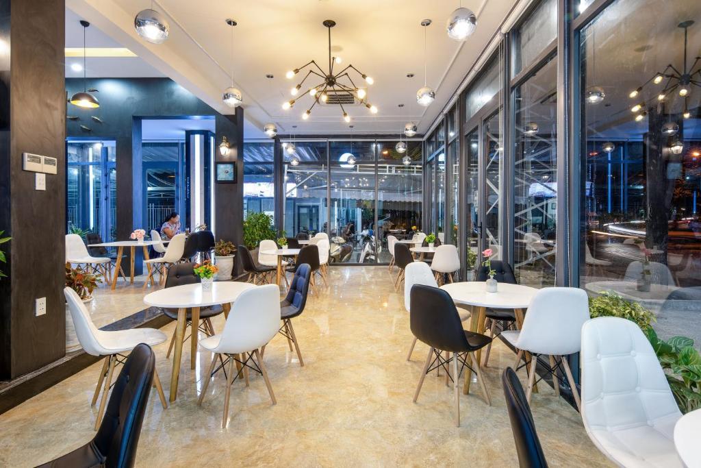 Nhà hàng/khu ăn uống khác tại Bamboo Hotel