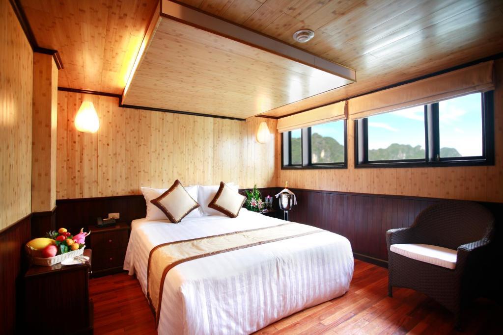 Suite Luxury có Bồn tắm Spa - 2 Ngày 1 Đêm