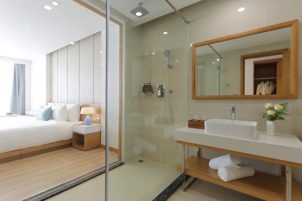 Suite Premier 2 Giường Đơn Nhìn Ra Đại Dương - Ưu Đãi Spa