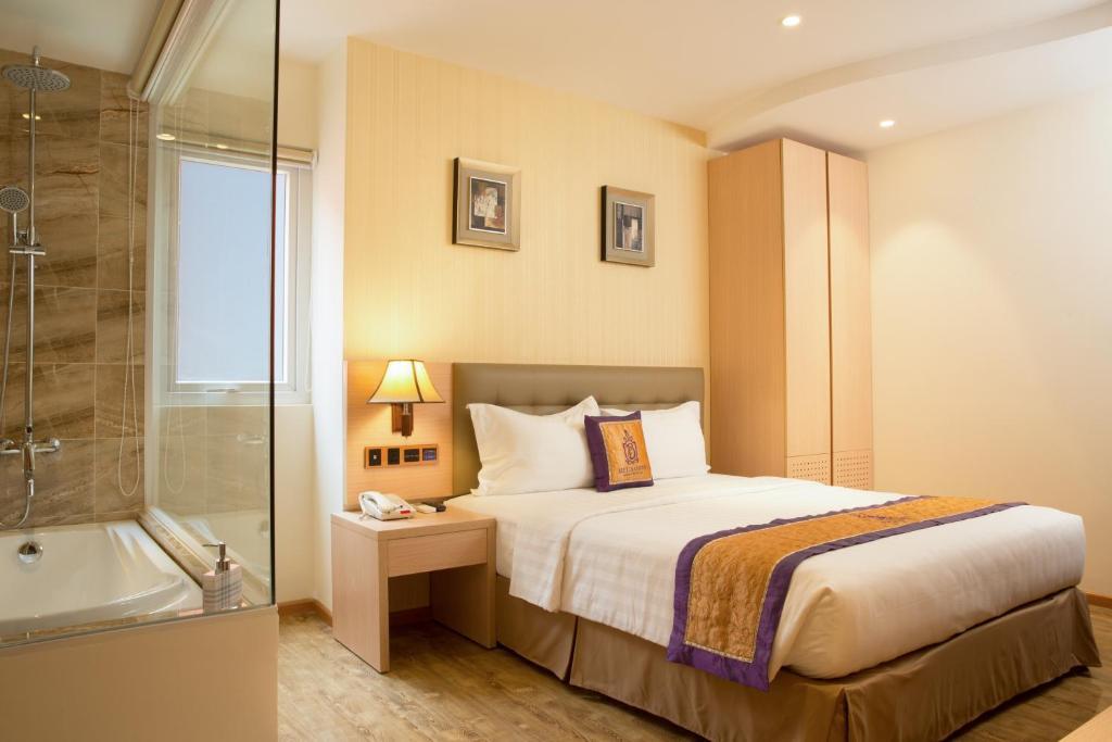 Phòng Premium Deluxe Giường Đôi