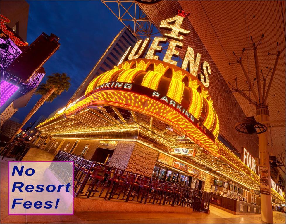 Four Queens Hotel And Casino Las Vegas Updated 2020 Prices