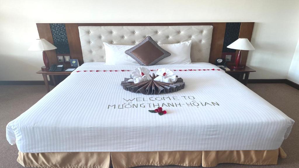 Phòng Giường Đôi Nhìn Ra Hồ Nước