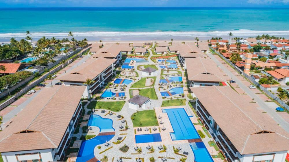 Uma vista aérea de Cupe Beach Living Beira Mar