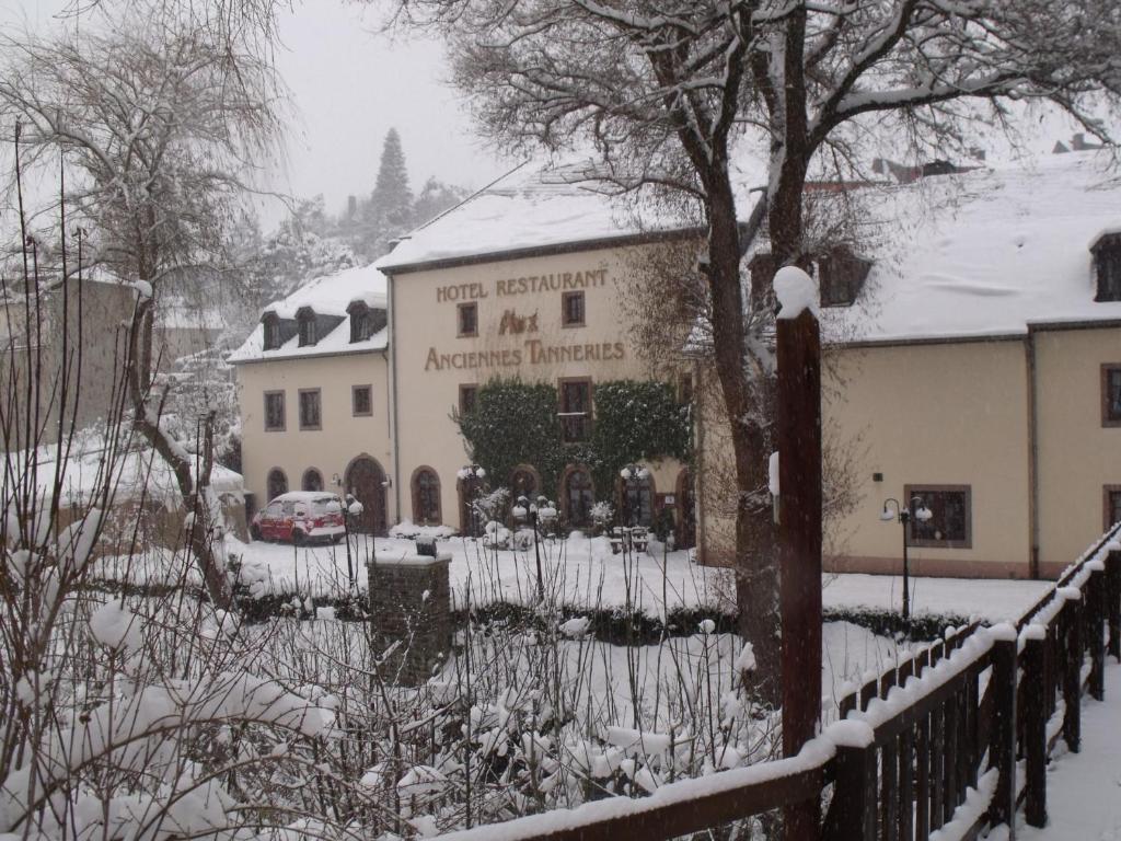 Wellness Hotel Wiltz im Winter