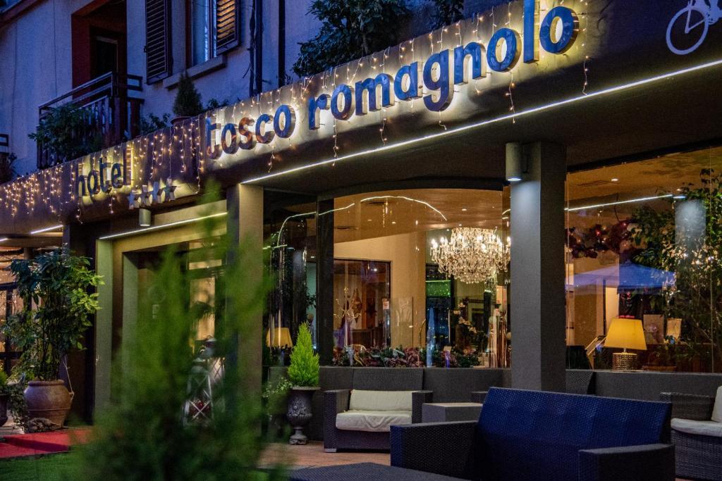 Hotel Tosco Romagnolo Bagno Di Romagna Italy Booking Com
