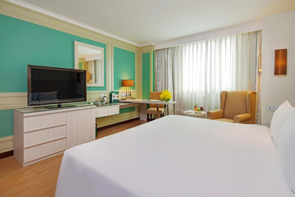 Phòng Deluxe Với Tín Dụng Khách Sạn Hàng Ngày 50 USD/Khách & 60 Phút Mát-xa Chân