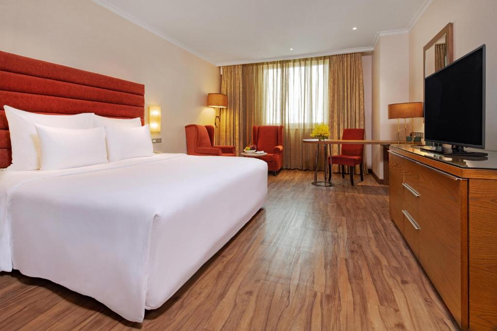 Phòng Club Giường Đôi hoặc 2 Giường đơn