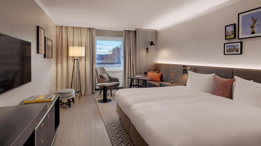 Bilderberg Bellevue Hotel Dresden, Januar 2020