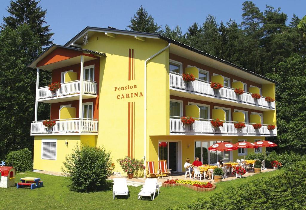 Pension Carina, Sankt Kanzian, Austria