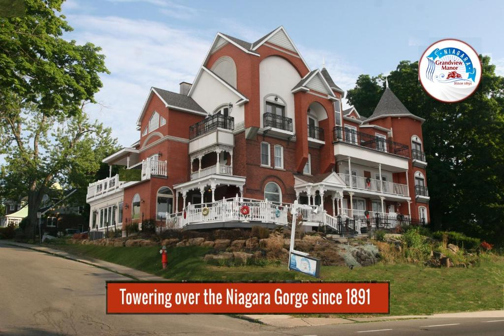 Bed And Breakfast Niagara Grandview Manor Niagara Falls