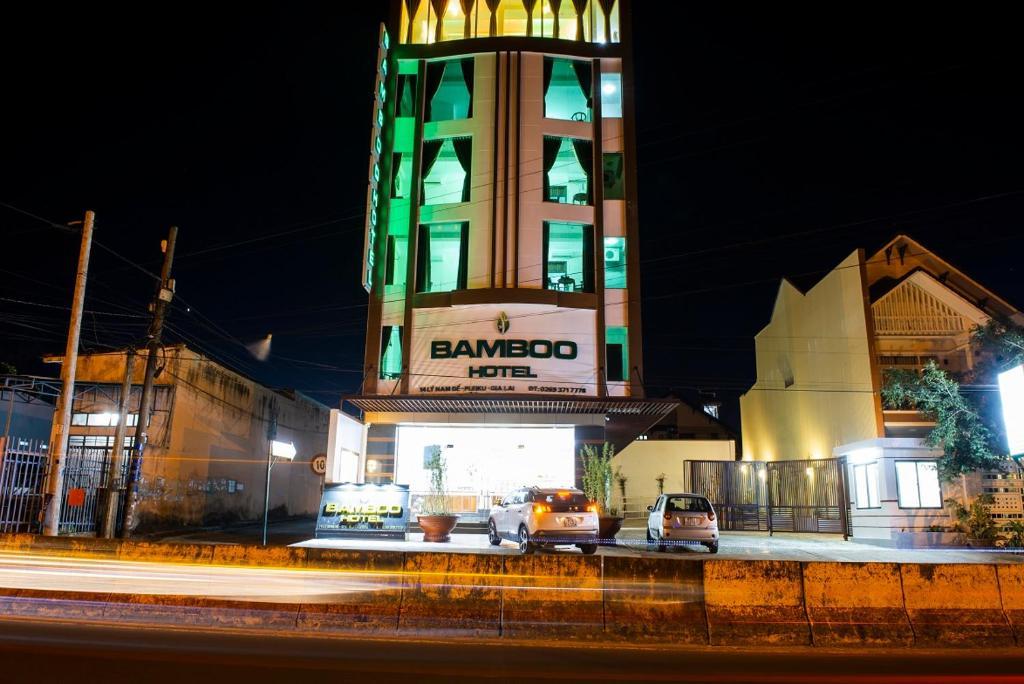 Bamboo hotel pleiku
