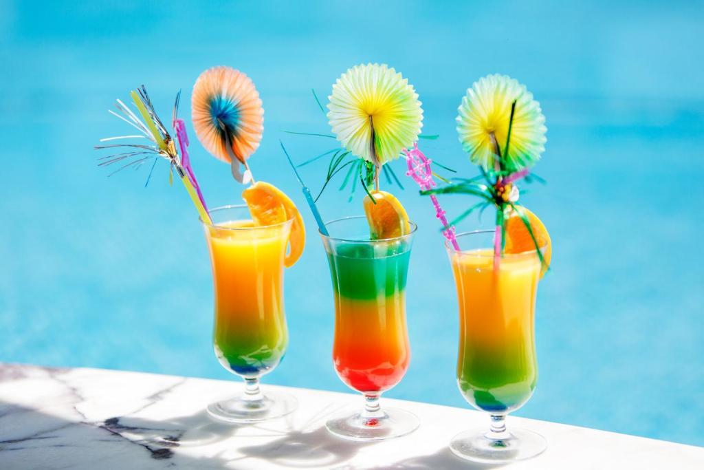 Напитки в Alaiye Kleopatra Hotel