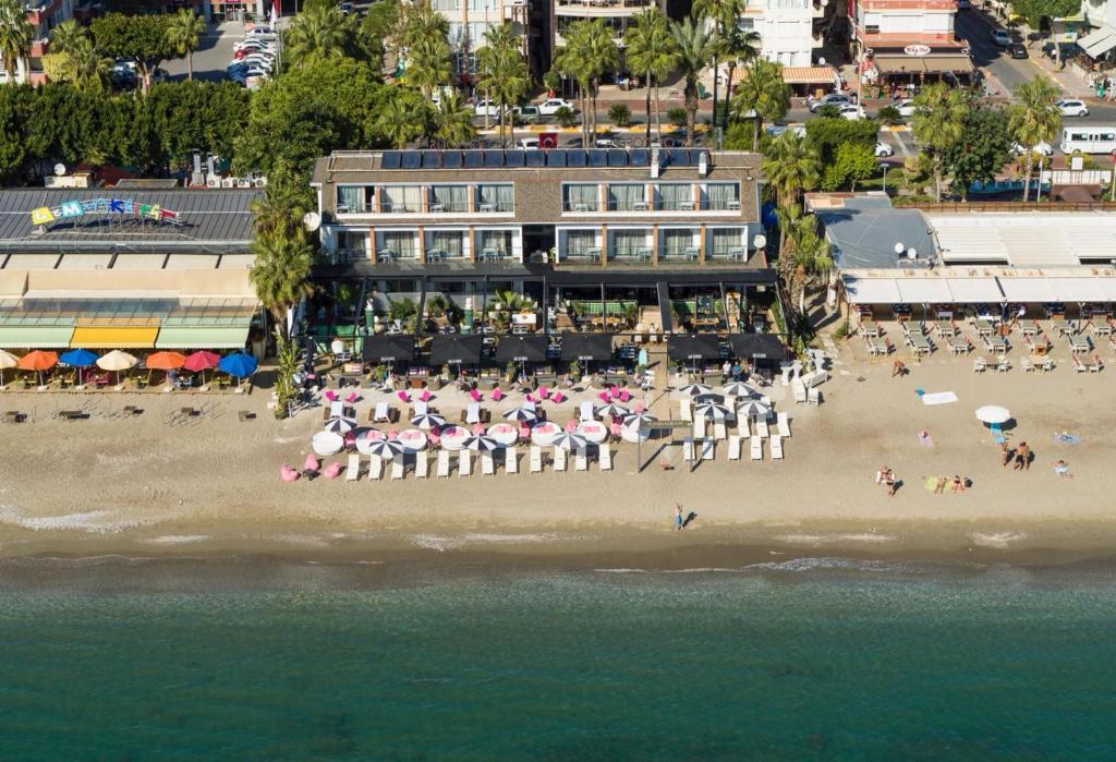 Anjeliq House Boutque Hotel с высоты птичьего полета