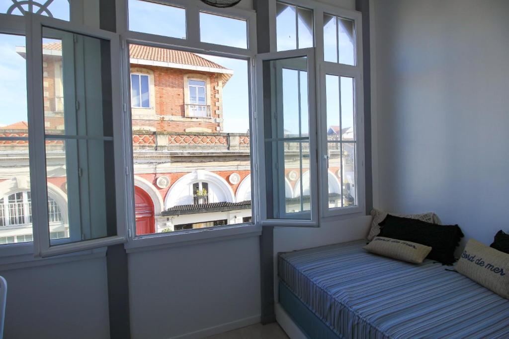 Maison Bleue Du Bassin Appartement A Arcachon France Booking Com