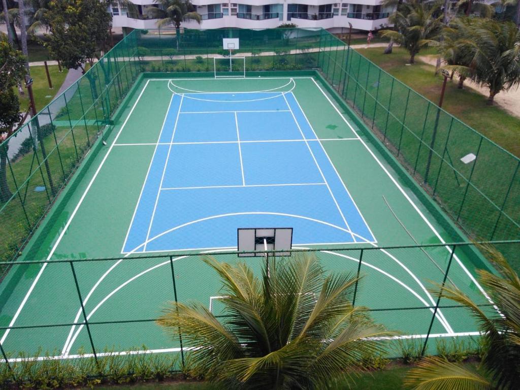 Uma vista da piscina em Ancorar Porto de Galinhas Flats ou nos arredores