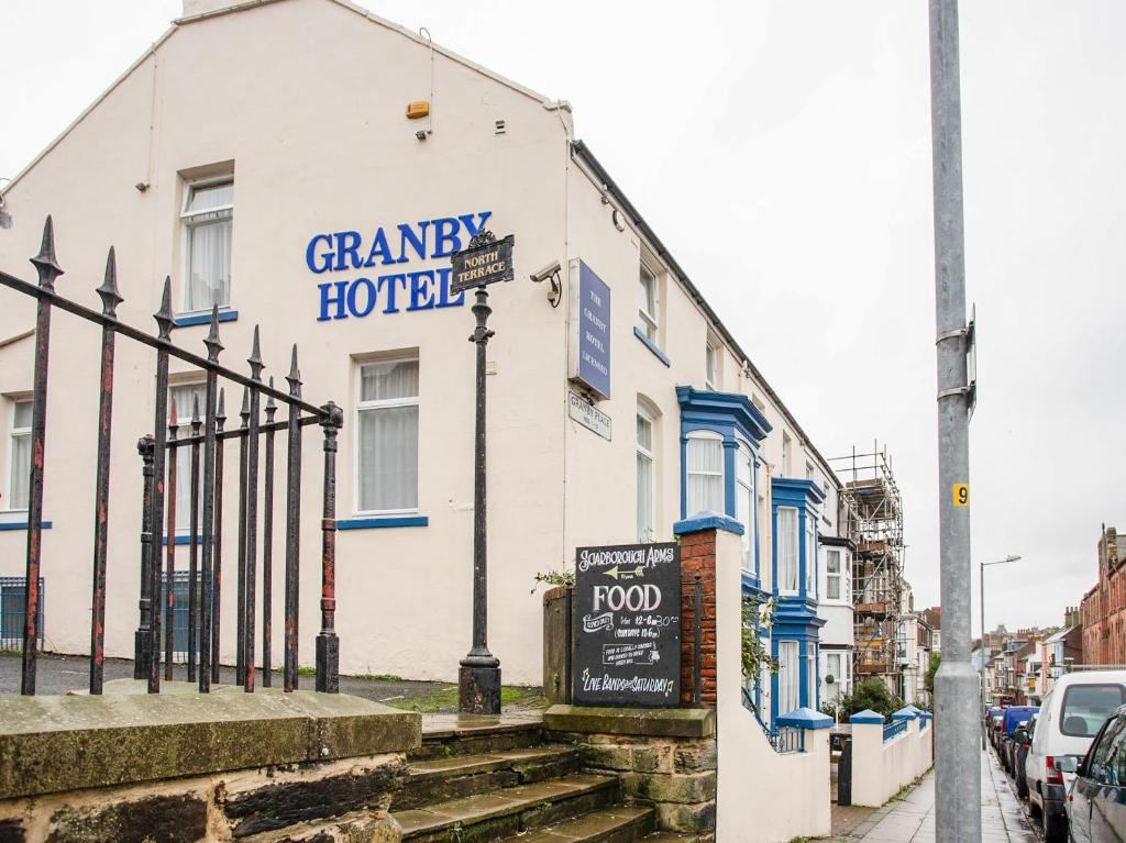Granby Hotel in Scarborough, North Yorkshire, England