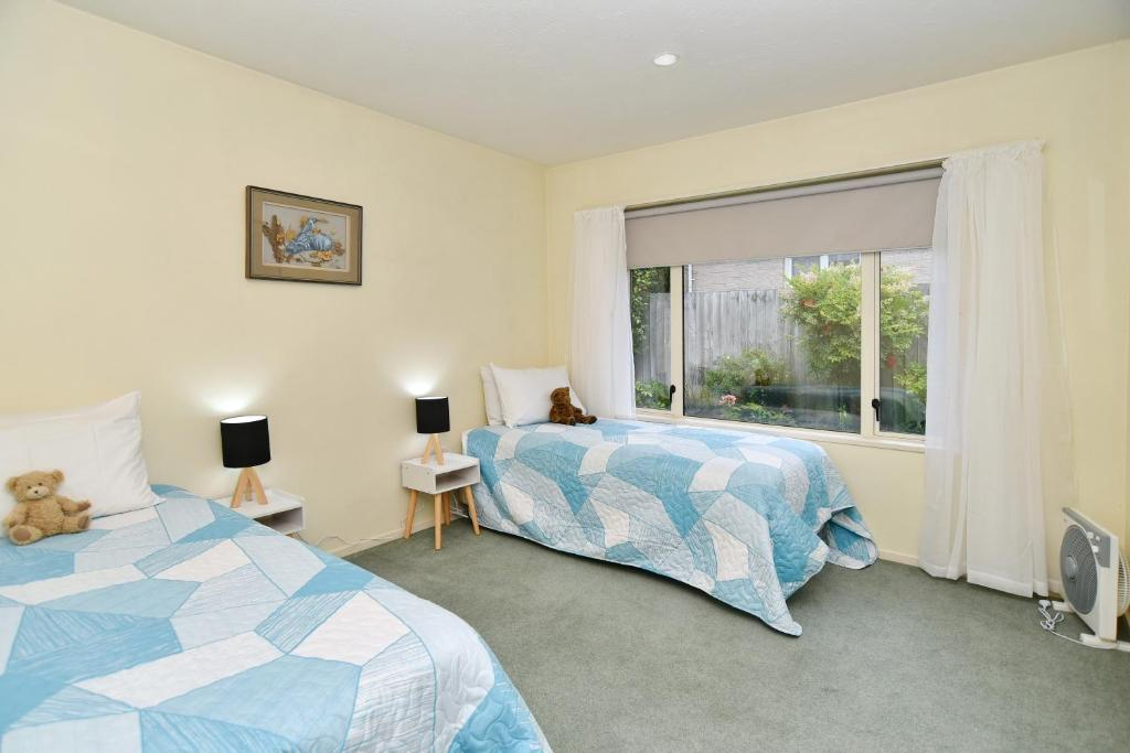 هتل Russley Hideaway - Christchurch Holiday Homes