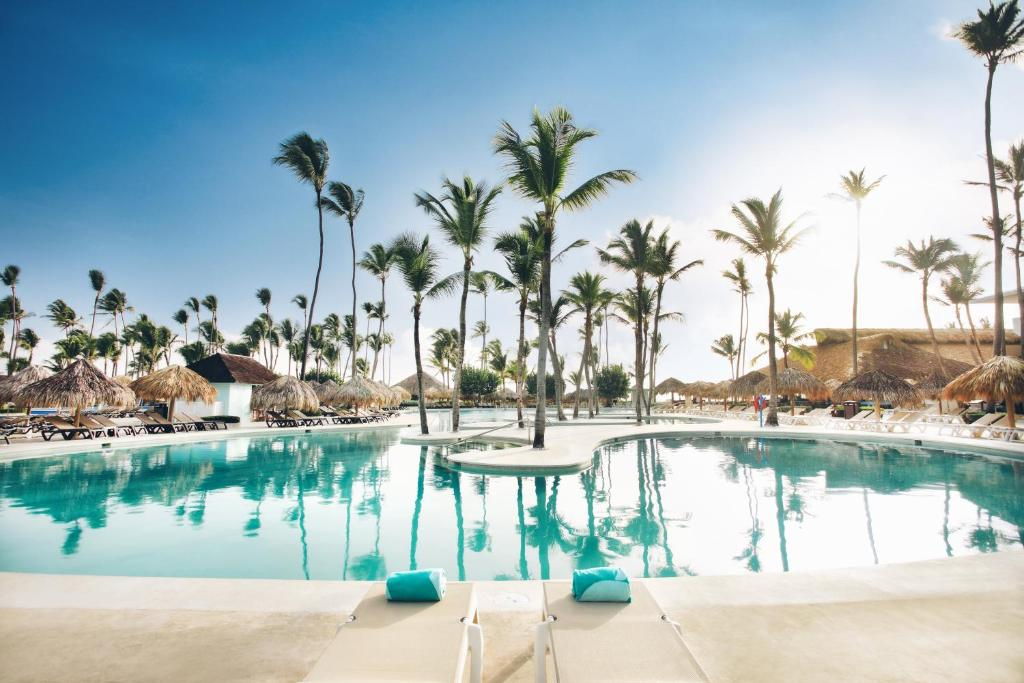 The swimming pool at or near Iberostar Dominicana - All Inclusive