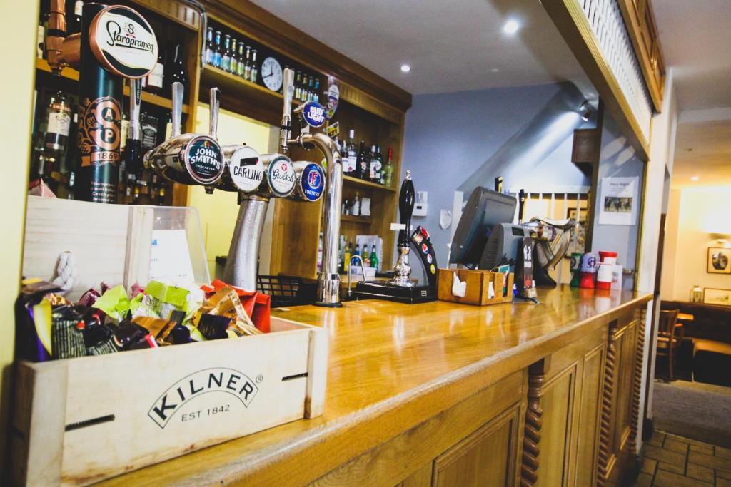 The Kings Arms in Shap, Cumbria, England