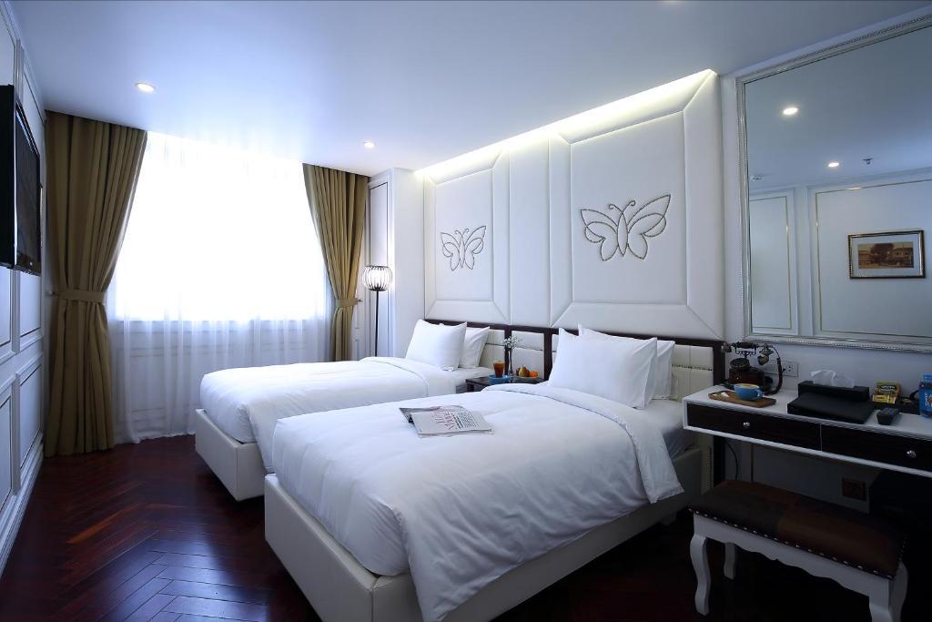 Phòng Premier 2 Giường đơn