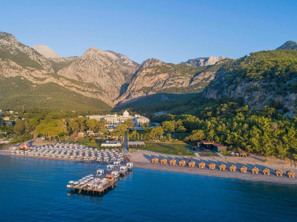 Отели Турции Amara Premier