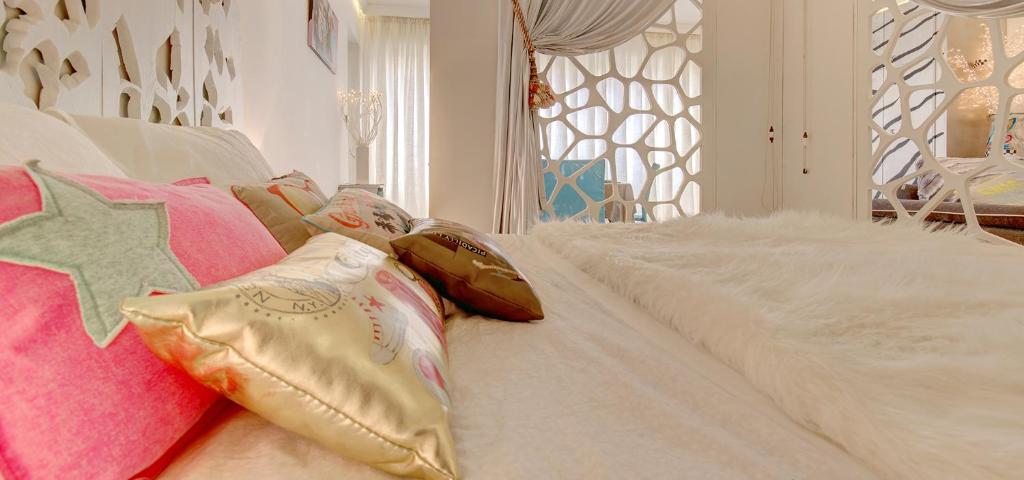 """Un ou plusieurs lits dans un hébergement de l'établissement Un Appart En Ville """"L'Alternative"""""""