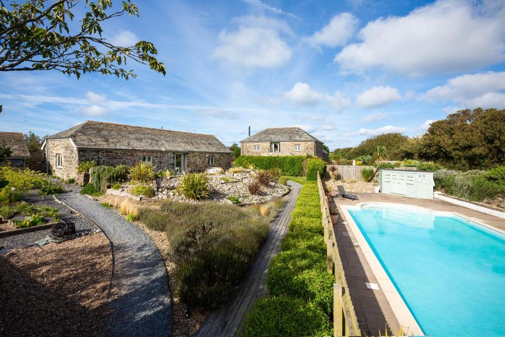 Mesmear Luxury Cottages in Polzeath, Cornwall, England