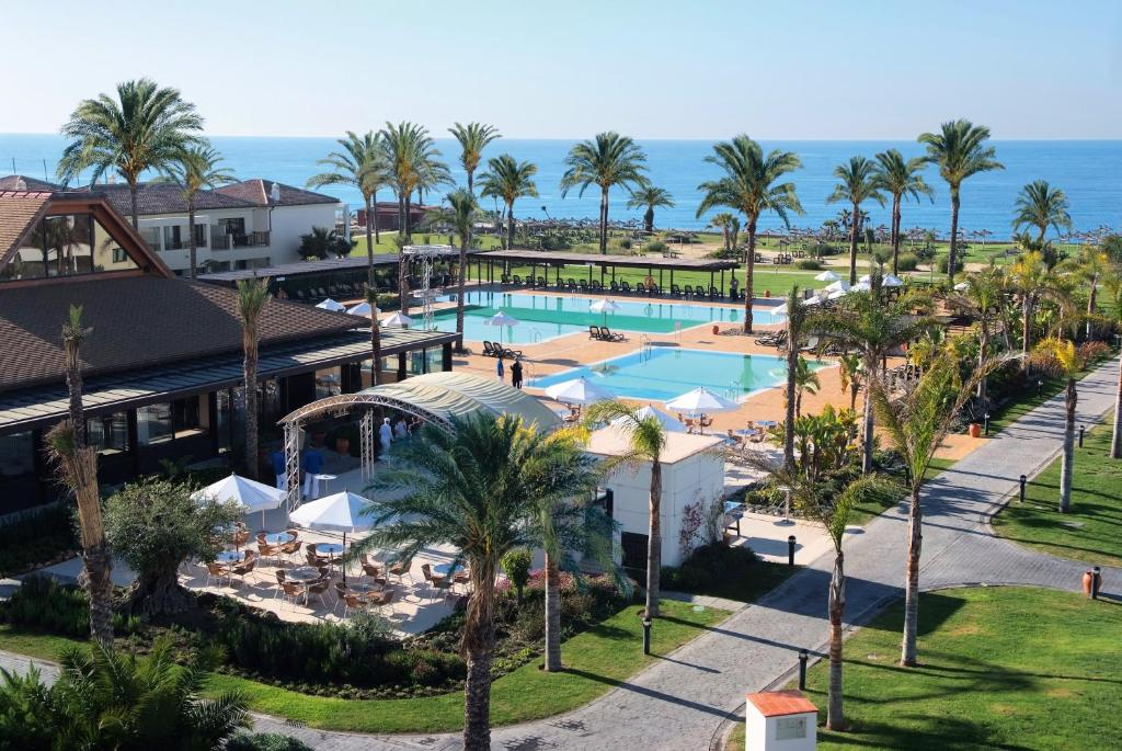A view of the pool at Playa Granada Club Resort or nearby