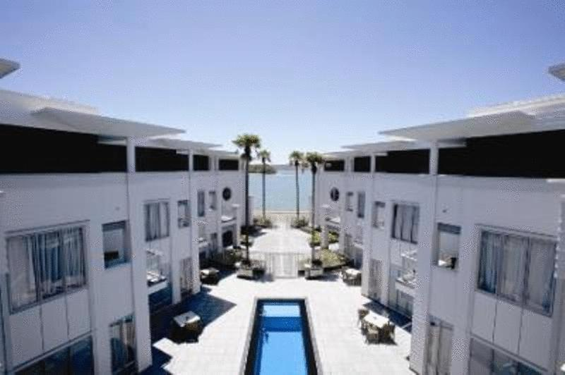 A view of the pool at The Waterfront Suites - Heritage Collection or nearby