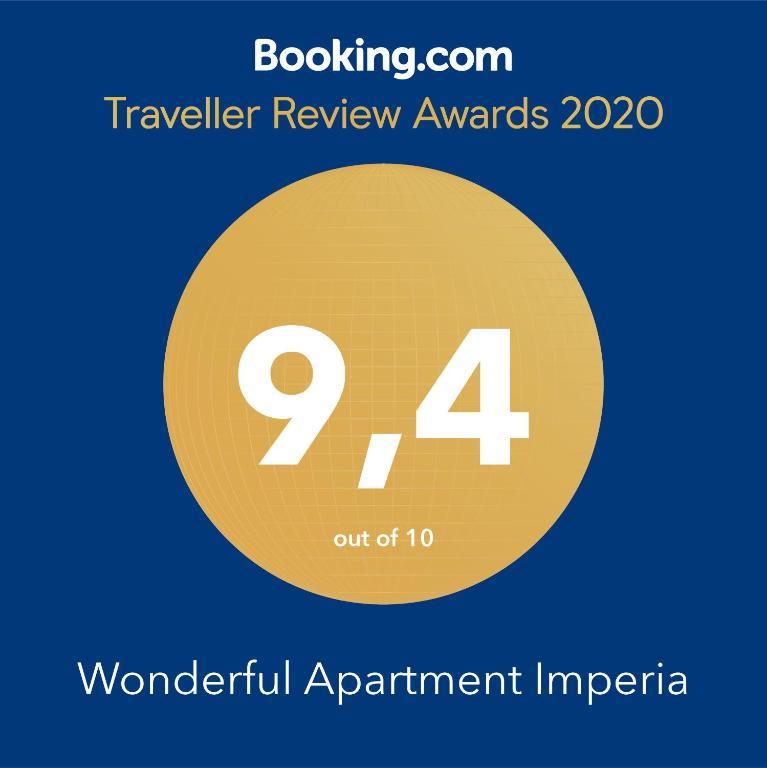 Wonderful Apartment Imperia