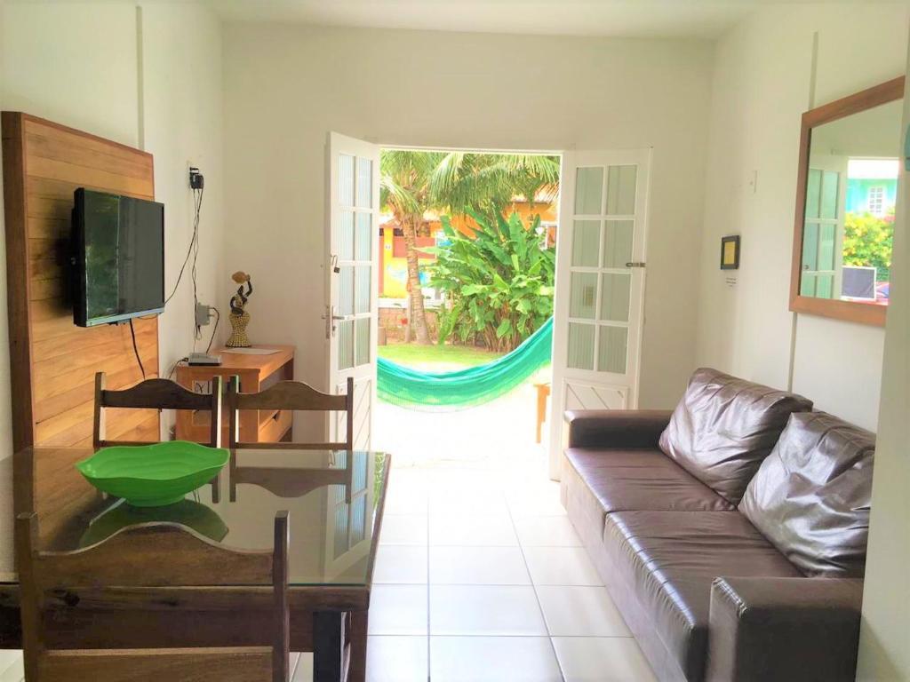 Zona de estar de Residencial Pontal Campeche