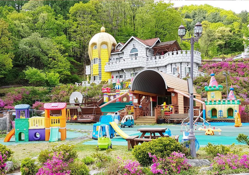 Korea Quality Elf Hotel I Pyeongchang Uppdaterade Priser For 2020
