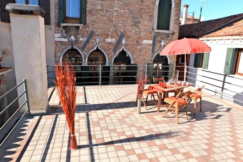 Apartment Cà Terrazza Venice Italy Booking Com