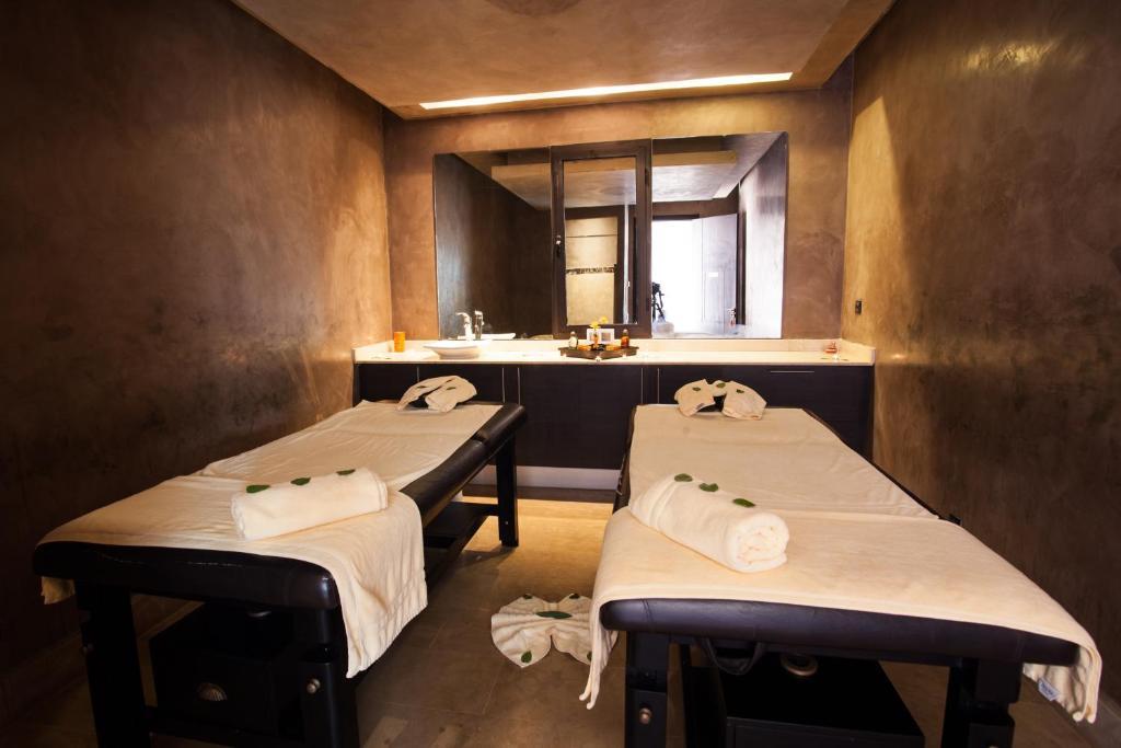 Spa ou équipements de bien-être de l'établissement Kenzi Club Agdal Medina - All Inclusive