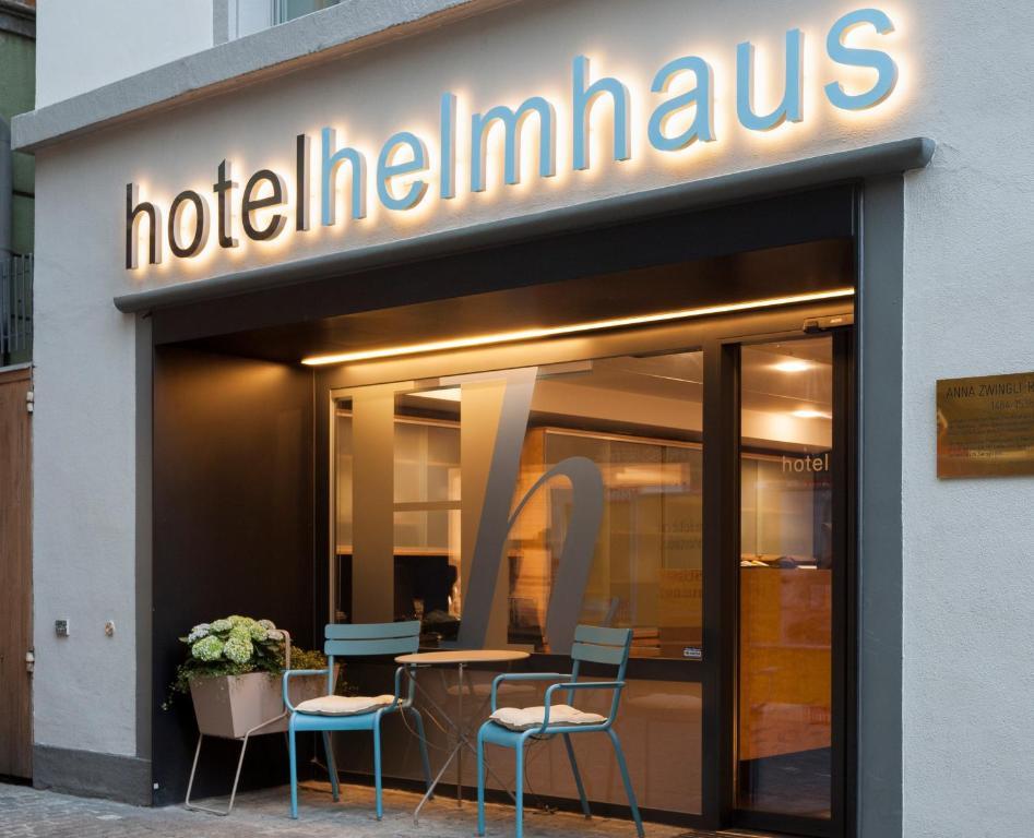 Hotel Helmhaus (Schweiz Zürich)
