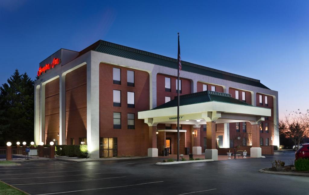 Hampton Inn Greenville, Travelers Rest