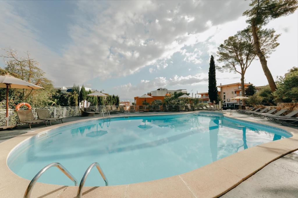 Hotelli Hesperia Ciudad De Mallorca Espanja Palma De Mallorca
